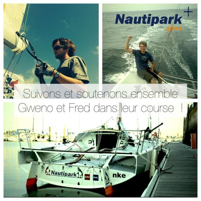 Gwenole et Fred _ Nautipark