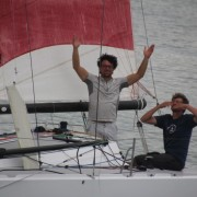 Navigation Frédéric Denis Nautipark 8