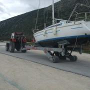cara yacht